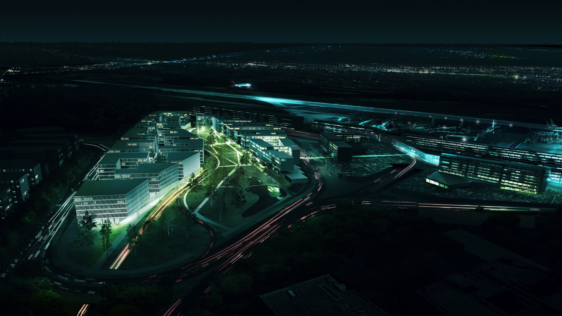 Chopin Airport City
